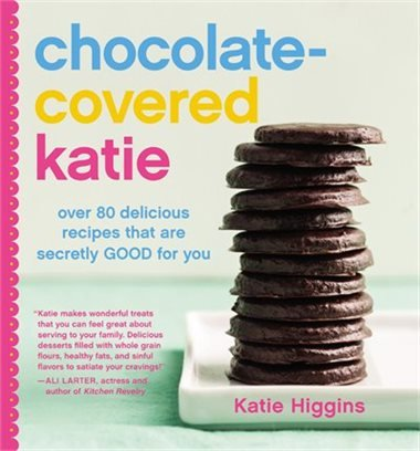 Chocolate Covered Katie I love this food book