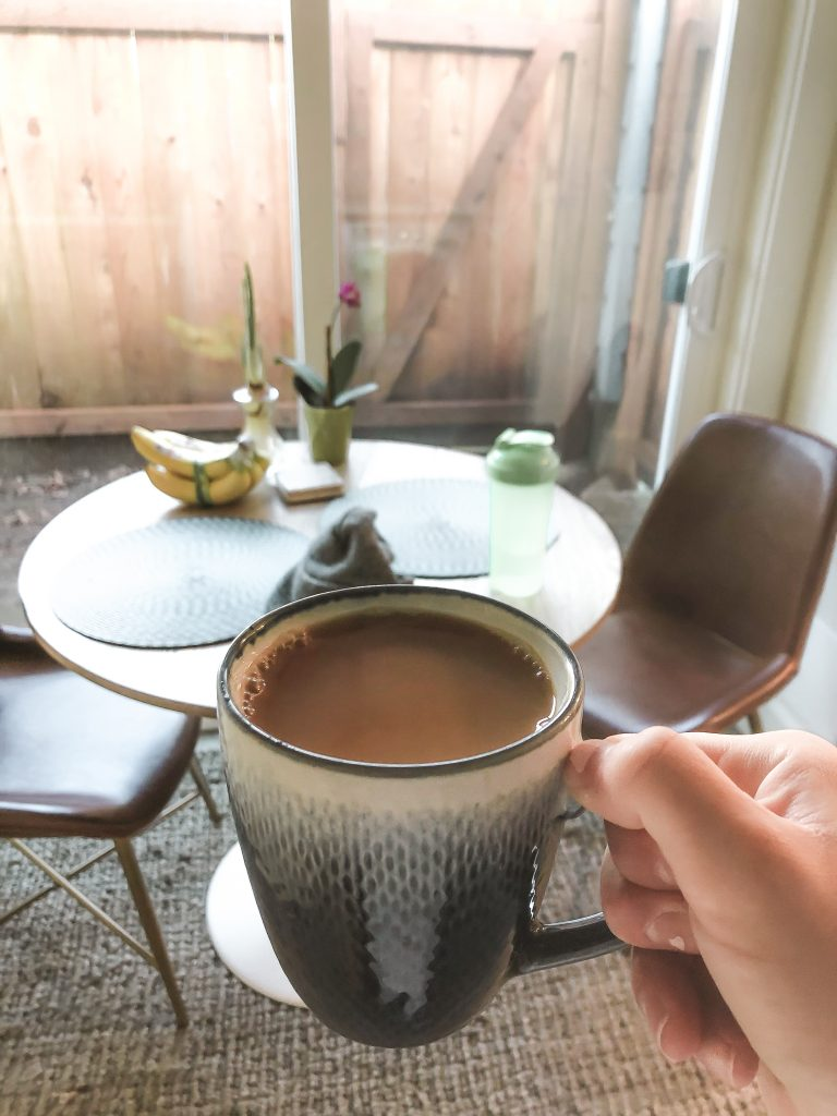 Coffee in Portland OR Airbnb